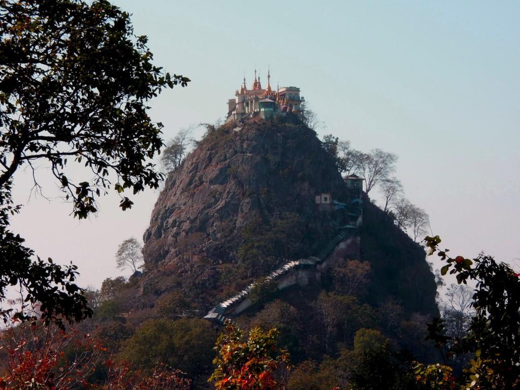 Góra Puppa, miejsce jak z baśni, fot. M. Lehrmann
