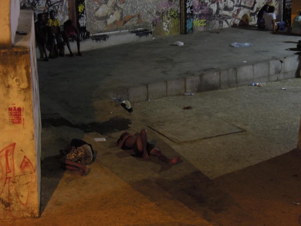 Ciemna strona Rio de Janeiro, fot. M. Lehrmann