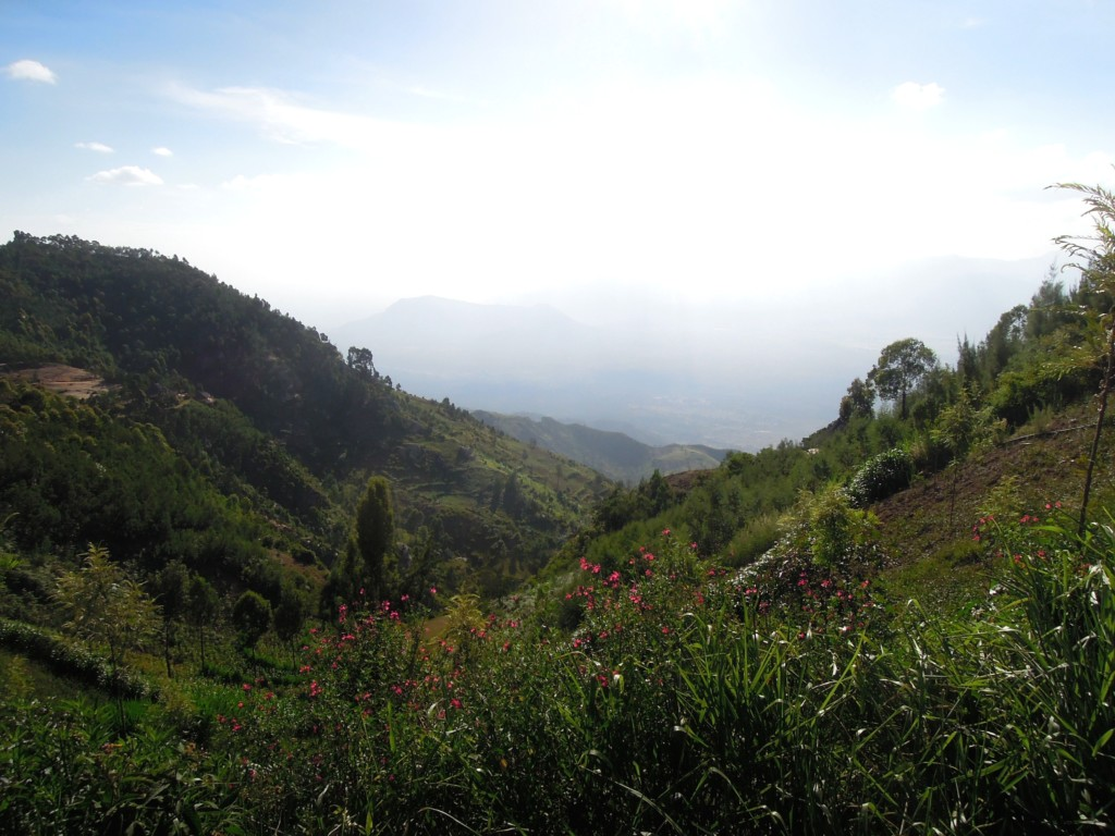 Mambo View Point, Usambara Mountains, Tanzania, fot. M. Lehrmann