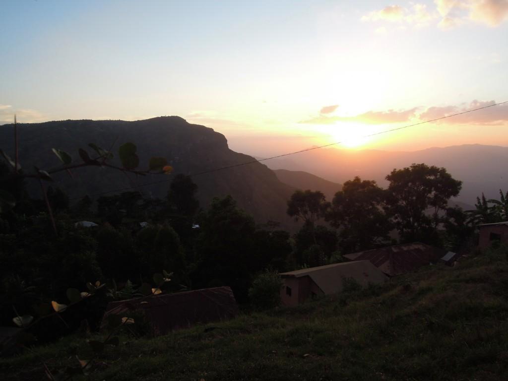 Pasma górskie, Usambara Mountains, Tanga, Tanzania, fot. M. Lehrmann